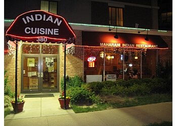 Maharani Indian Restaurant Madison Wi