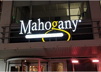 Oklahoma City steak house Mahogany Prime Steakhouse