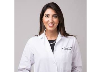 Los Angeles orthodontist Dr. Mahtab Partovi, DDS