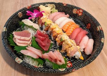 Gainesville sushi Mahzu Sushi & Grill
