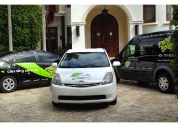 Miami house cleaning service Maid Green, Inc.