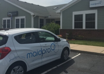 Ann Arbor house cleaning service MaidPro