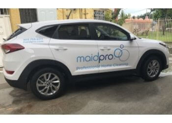 Miami house cleaning service MaidPro