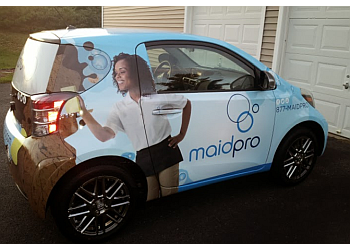 Roseville house cleaning service MaidPro