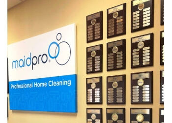 Tampa house cleaning service MaidPro