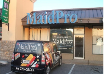 Tulsa house cleaning service Maid Pro