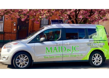 Jersey City house cleaning service Maid in JC