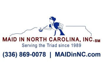 High Point house cleaning service Maid in North Carolina, Inc.