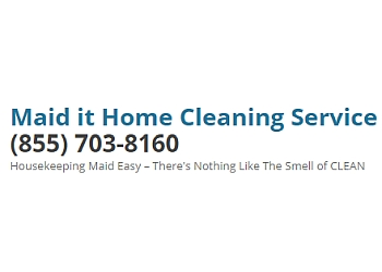 Brownsville house cleaning service Maid it Home Cleaning Service