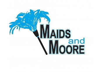 Round Rock house cleaning service  Maids and Moore