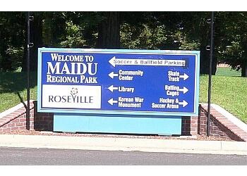 Roseville public park Maidu Regional Park