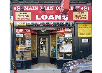 Pittsburgh pawn shop Main Loan Office Inc.