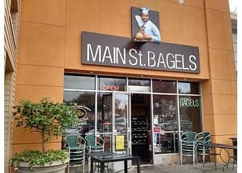 San Jose bagel shop Main Street Bagels