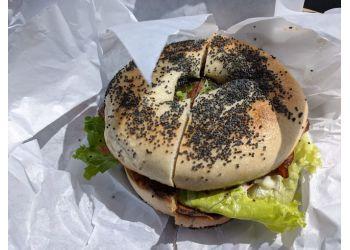 Santa Clara bagel shop Main Street Bagels