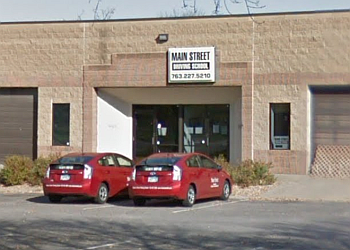 Minneapolis driving school Main Street Driving School