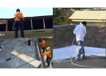 Miami roofing contractor Mainland Roofing Company