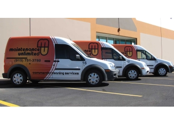 El Paso commercial cleaning service Maintenance Unlimited, Inc.