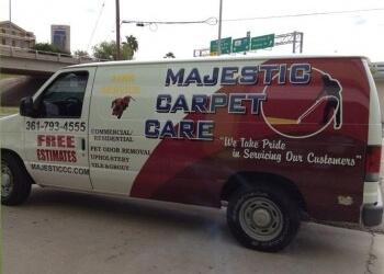 Corpus Christi carpet cleaner Majestic Carpet Cleaning