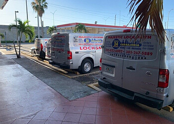 Hialeah locksmith Majestic Locksmith