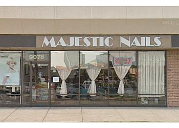Overland Park nail salon Majestic Nails