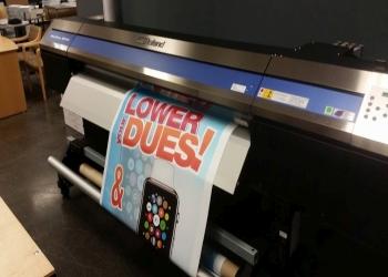Riverside printing service Majestic Print Inc.