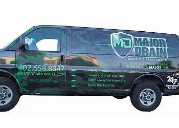 Omaha plumber Major Drain