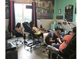 Miramar tattoo shop Major Ink Studios