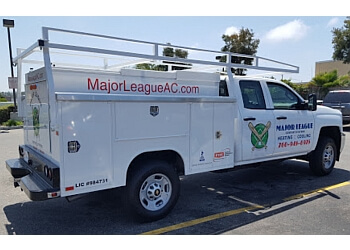 Oceanside hvac service Major League Comfort Systems Heating & Air Conditioning