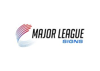Hialeah sign company Major League Signs