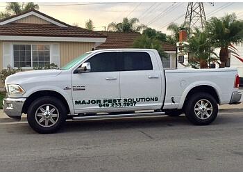 Huntington Beach pest control company Major Pest Solutions