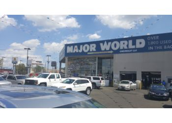 New York used car dealer Major World