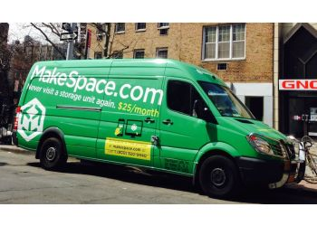 New York storage unit MakeSpace