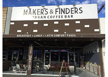 Las Vegas cafe Makers & Finders Coffee