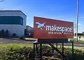 Louisville web designer Makespace!