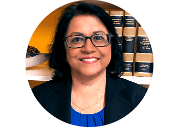 Pasadena immigration lawyer Malathi Benjamin