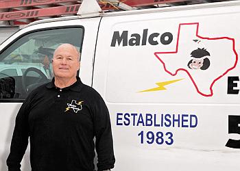 Austin electrician Malco Electric Inc