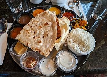 Plano vegetarian restaurant Malgudi Garden
