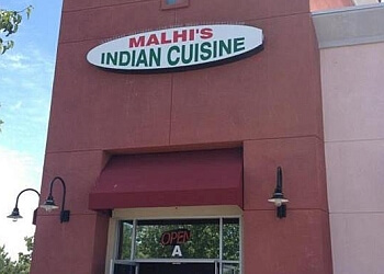 Palmdale indian restaurant Malhi's Indian Cuisine