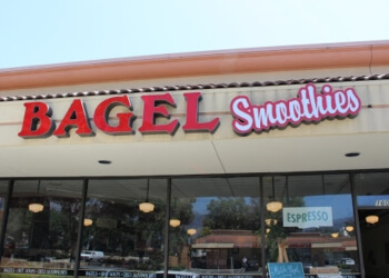 Ontario bagel shop Malibu Bagel Cafe