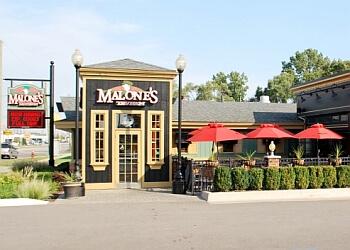Warren sports bar Malone's Tavern