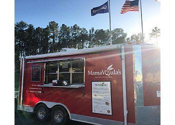 Durham food truck Mama Voula's Authentic Greek