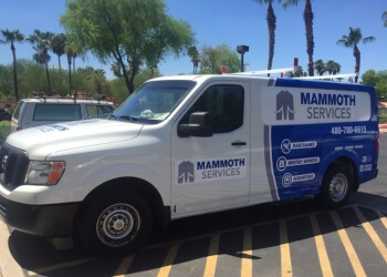 Gilbert handyman MAMMOTH SERVICES