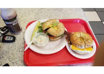 Alexandria bagel shop Manchester Bagel