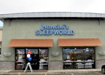Hayward mattress store Mancini's Sleepworld