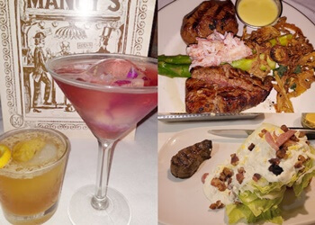 Toledo steak house Mancy's Steaks
