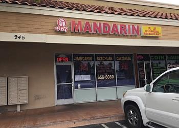 Chula Vista chinese restaurant Mandarin Chinese Restaurant