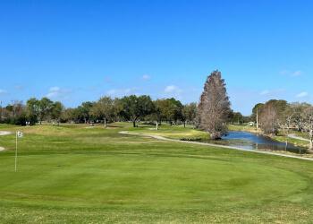 St Petersburg golf course Mangrove Bay Golf Course