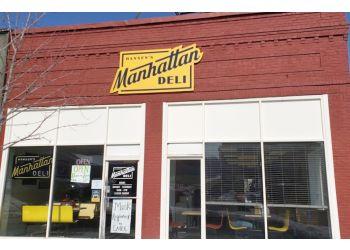 Des Moines sandwich shop Manhattan Deli