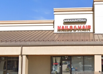 West Valley City spa Manhattan Nail & Hair