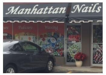 Tampa nail salon Manhattan Nails